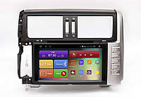 Штатная магнитола RedPower RP21065B (Toyota Prado 150 2010-2013 DVD), фото 1