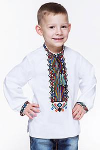 "Дитяча вишита сорочка ""Гуцульська"", хлопчик"