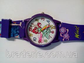 Часы наручные детские Winx-02 фиолетовые, фото 2