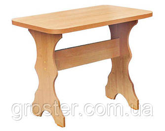 Простий кухонний стіл. Компактний обідній стіл