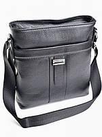 Мужская кожаная сумка, фото 1