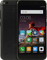 Смартфон Xiaomi Redmi 4x 3/32gb Black+Бампер и Стекло
