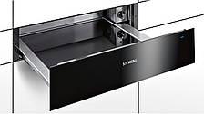 Шкаф для подогрева посуды Siemens BI630CNS1 (загрузка 25 кг)