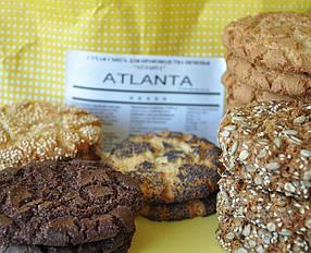 """Суміш для американського печива """"Атланта Лайт"""" ( BakeLab )"""