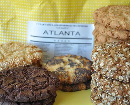 """Суміш для американського печива """"Атланта Лайт"""" ( BakeLab ), фото 2"""