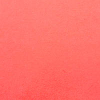 Фетр мягкий 1 мм, 100% шерсть, 20x30 см, КОРАЛЛОВЫЙ