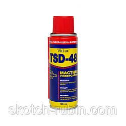 Аэрозольная смазка VitLux TSD-48 125 мл