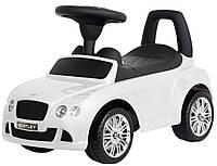 Толокар Bentley лицензия, белый (U-053 W)