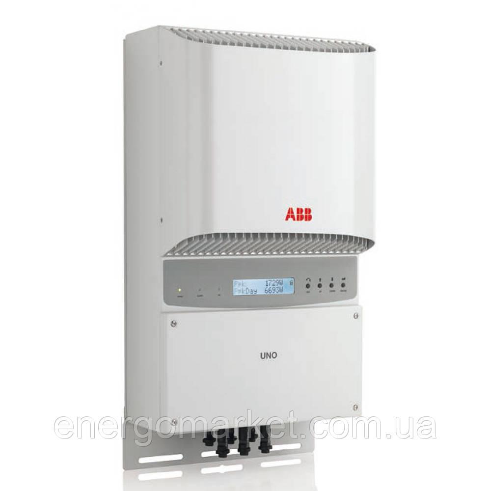 Сетевой инвертор ABB PVI-4.2-TL-OUTD-S (4.2 кВт)