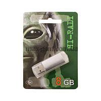 USB 8Gb Hi-Rali Corsair series silver