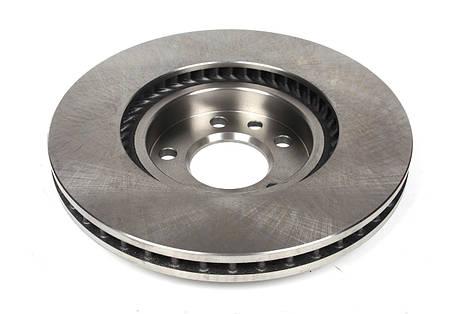 Тормозной диск рено Кенго /  Kangoo / Клио 2 /Laguna 1.2i/1.4i/1.9D 1997- (+ABS) (259x20.6) (Передний) 04.0004, фото 2
