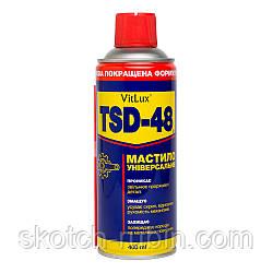 Аэрозольная смазка VitLux TSD-48 400 мл