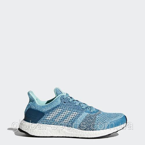 Женские кроссовки для бега Adidas UltraBOOST ST(Артикул:S80619)