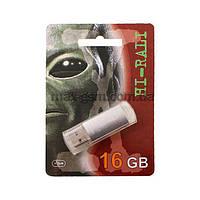 USB 16Gb Hi-Rali Corsair series silver