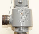 Клапан предохранительный пружинный цапковый СППК 4Р Ру16 Ду25/25 (Украина), фото 9