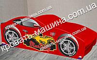 Кровать машина Мустанг Формула от 1600х800, фото 1