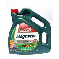 Масло моторное Castrol Magnatec 10w-40  4л