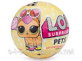Питомцы к куколкам Series 3 LOL Surprise Pets 549574 Оригинал L. O. L