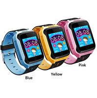 Супер Акция Умные часы с GPS-трекером, фонариком, камерой и игрой / Smart Baby Watch G900A/Q528/Q529