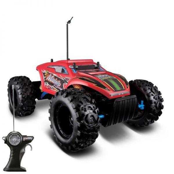 Автомодель на р/у Rock Crawler Extreme 81156 red