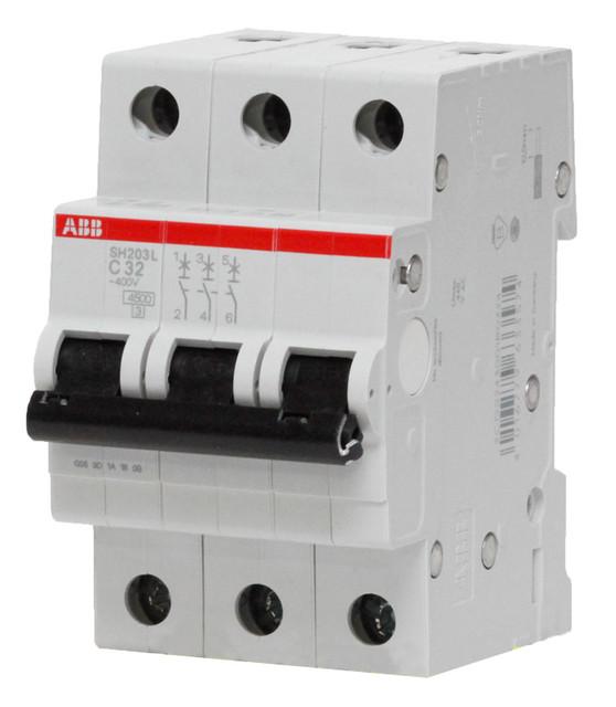 Модульные автоматы ABB SH200