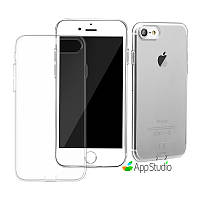 Чехол Baseus Simple Series Case (With-Pluggy)For iPhone 7/8 Plus Transparent