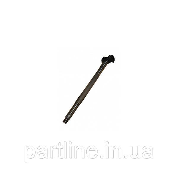 Вал поворотный ГУР с сектором МТЗ (пр-во БЗТДиА), арт. 50-3405030