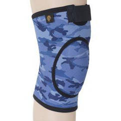Бандаж для коленного сустава и связок, закрыт ARMOR ARK2106 размер XL,синий