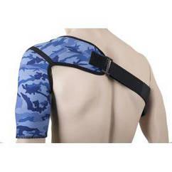 Бандаж для поддержки плеча ARMOR ARM2800 размер S, синий
