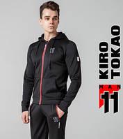Kiro Tokao 439 | Мужская толстовка черная