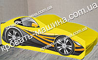 Кровать машина Дрифт Формула от 1600х800, фото 1