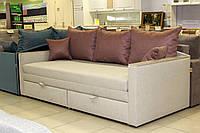 Раскладной диван с большим спальным местом, фото 1