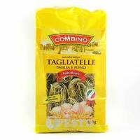 Макароны  яичные Combino Tagliatelle paglia e fieno 250г