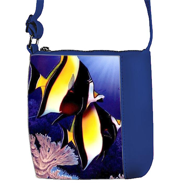 d44c0bf68a44 Детская сумка для девочки с принтом Две рыбки, цена 110 грн., купить в  Хмельницком — Prom.ua (ID#648066481)