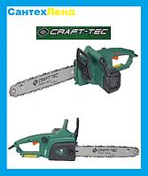 Пила цепная электрическая  Craft-Tec 2200 (Боковая)