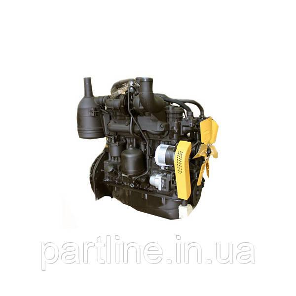 Двигатель МТЗ-890, 892 (88,7 л.с.) (65 кВт) 12В (полнокомплектный) (пр-во ММЗ), арт. Д245.5-31М