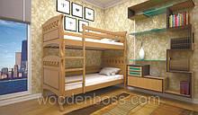 Детские и подростковые кровати из дерева