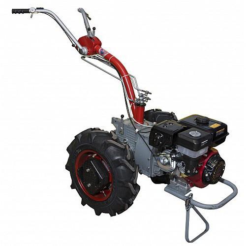 Мотоблок бензиновий Мотор Січ МБ-9 (9 к. с., 4+2 шв., зчіпний пристрій)