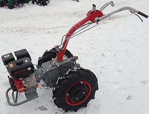 Мотоблок бензиновий Мотор Січ МБ-9 (9 к. с., 4+2 шв., зчіпний пристрій), фото 2