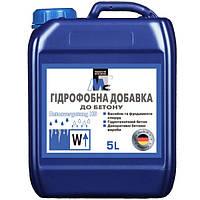 Описание Гидрофобная добавка для бетона МТС GmbH 5 л