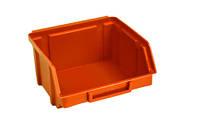Мини-бокс слкдской под шпильки 90*100*50 мм. оранжевый