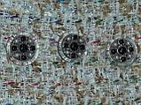 Пуговицы круглые, 18 мм, ручная работа, эмаль, камни., фото 2