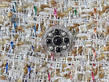 Пуговицы круглые, 18 мм, ручная работа, эмаль, камни., фото 4
