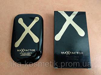 """Компактная пудра для лица Max Factor """"Xperince"""" (Макс Фактор Экспириенс), 12g  тон 01"""