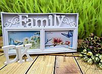 "Мультирамка ""Family"" /7-6"