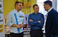 «Первая украинская ассоциация шеф-поваров» с успехом стартовала в Днепре!