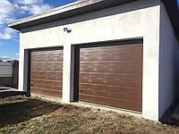 Гаражные секционные ворота  DoorHan3000*2800, фото 1