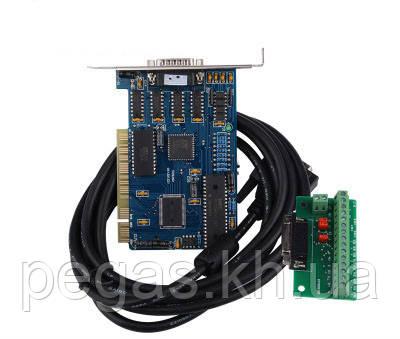 Контроллер NC-studio, контроллер для ЧПУ на 3 оси