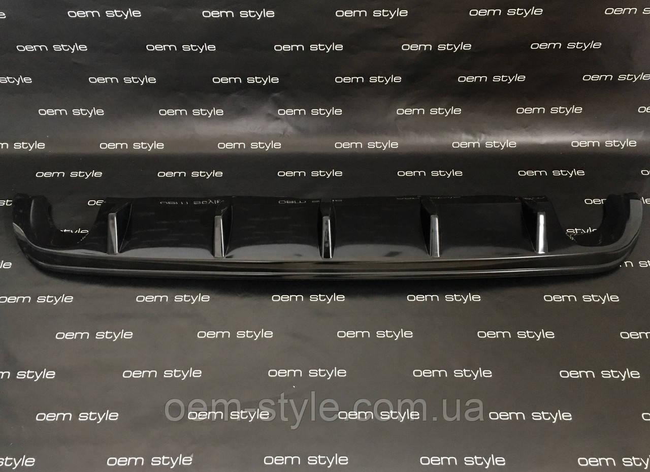 Дифузор заднего бампера Honda Accord CU 08-12