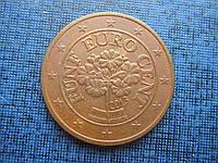 5 евроцентов Австрия 2013